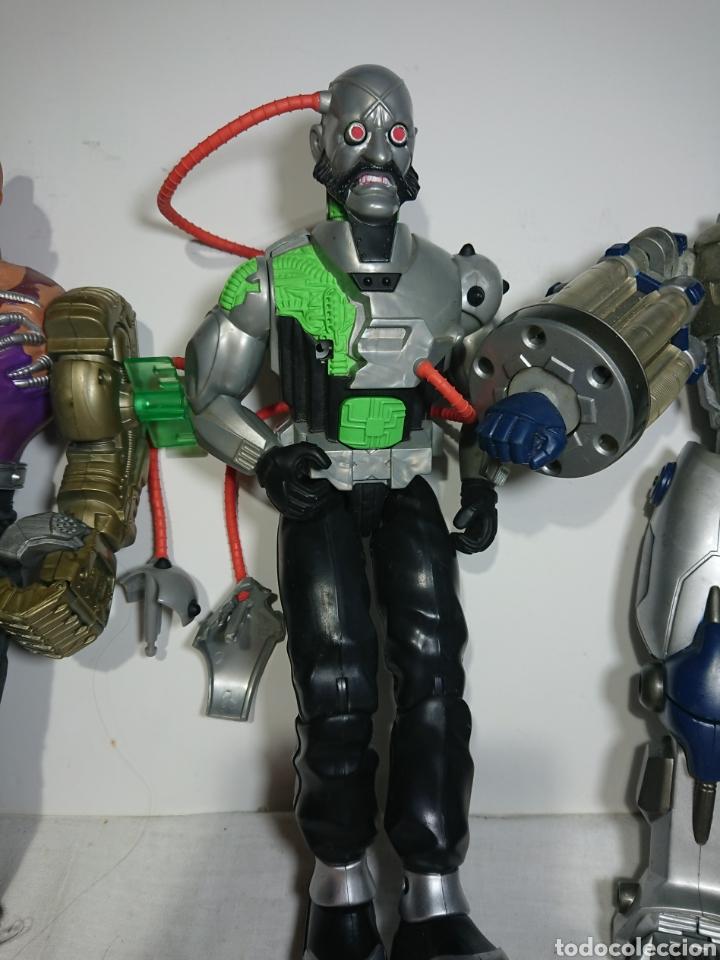 Action man: Lote 4 Figuras muñecos Action Man articulados Hasbro - Foto 4 - 157963518