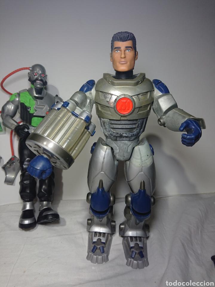Action man: Lote 4 Figuras muñecos Action Man articulados Hasbro - Foto 5 - 157963518