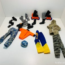 Action man: LOTE ACCESORIOS ACTION MAN. Lote 159207844