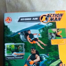 Action man: HYDRO AIR DE ACTION MAN. HASBRO. AÑO 2001.. Lote 159674904