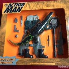 Action man: ACTION MAN COCODRILE RANGER. Lote 161496974