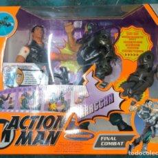 Action man: ACTION MAN FINAL COMBAT. CAJA ORIGINAL. NUEVO AÑO 2000. Lote 166301470