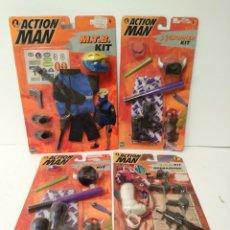 Action man: LOTE DE ACCESORIOS ACTION MAN. Lote 167906952