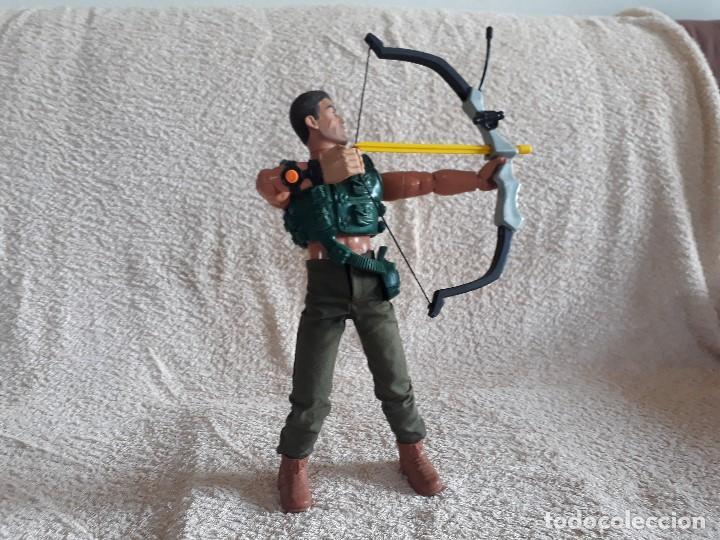 ARQUERO ACTION MAN GOALKEEPER HASBRO (Juguetes - Figuras de Acción - Action Man)