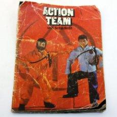 Action man: ACTION MAN ORIGINAL - CATALOGO ACTION TEAM - 1970 - HASBRO - DIFICIL. Lote 171182103