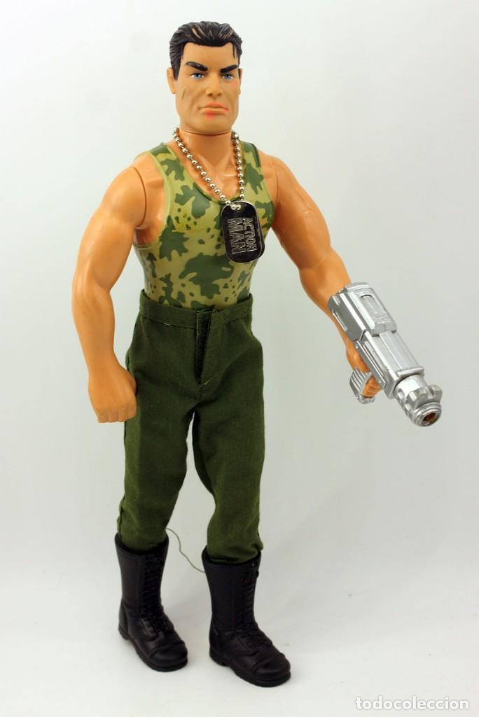 ACTION MAN - HASBRO - 1996 (Juguetes - Figuras de Acción - Action Man)