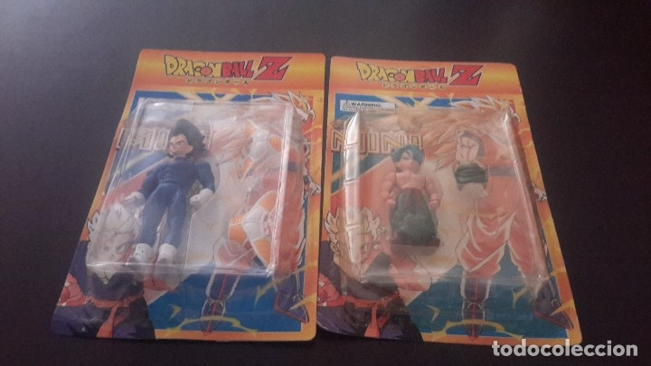 LOTE DE DOS BLISTER DE DRAGON BALLZ (Juguetes - Figuras de Acción - Action Man)