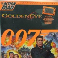 Action man: ACTION MAN 007 GOLDENEYE. Lote 173073443