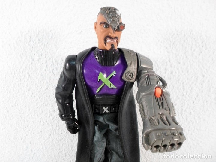 DOCTOR X, ACTION MAN. (Juguetes - Figuras de Acción - Action Man)