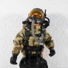 Action man: ACTION MAN: MILITAR. CON CASCO Y EQUIPO. HASBRO.. Lote 174242270