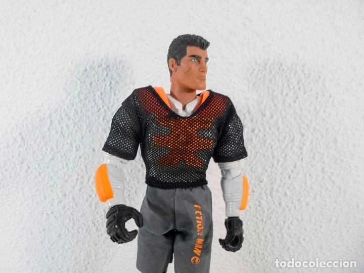 ACTION MAN, 1999, HASBRO. (Juguetes - Figuras de Acción - Action Man)
