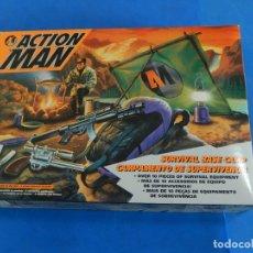 Action man: ACTION MAN. CAMPAMENTO DE SUPERVIVENCIA. HASBRO. 1994.. Lote 174608294