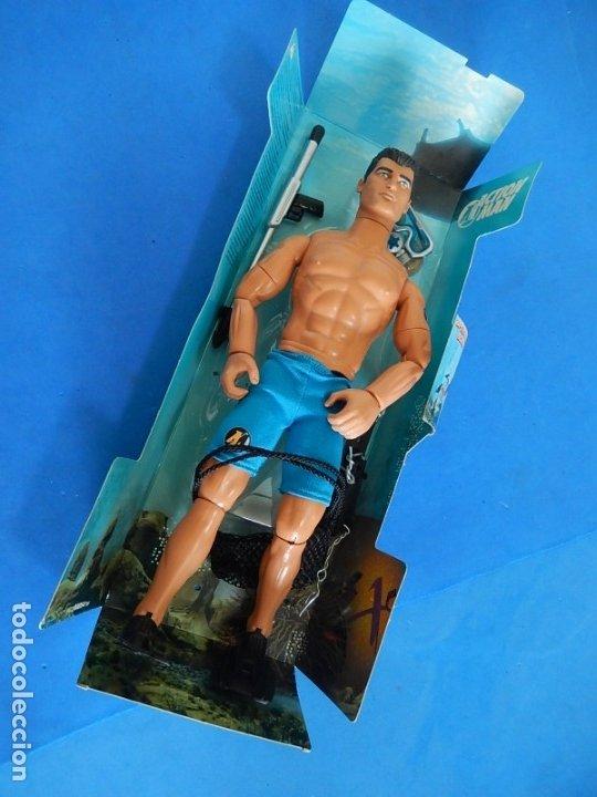 Action man: Action Man. Operación Scuba. Hasbro. 2002. - Foto 2 - 174610533