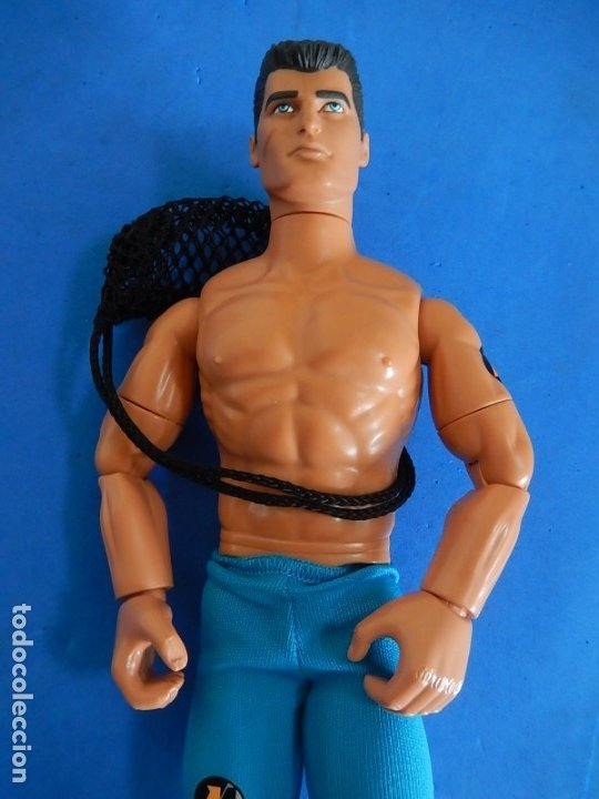 Action man: Action Man. Operación Scuba. Hasbro. 2002. - Foto 5 - 174610533