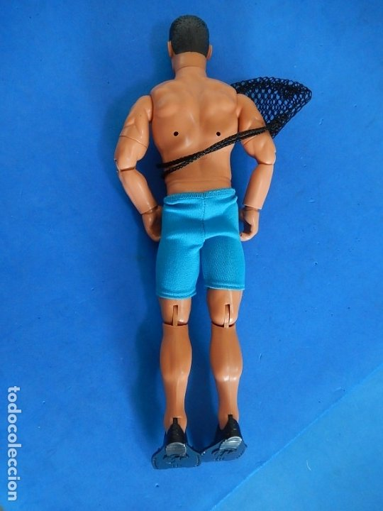 Action man: Action Man. Operación Scuba. Hasbro. 2002. - Foto 8 - 174610533