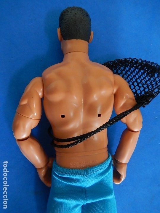 Action man: Action Man. Operación Scuba. Hasbro. 2002. - Foto 9 - 174610533