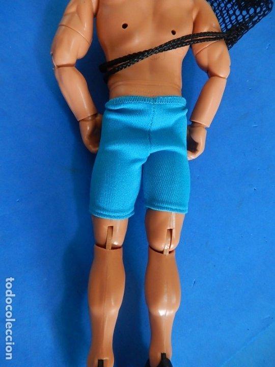 Action man: Action Man. Operación Scuba. Hasbro. 2002. - Foto 10 - 174610533