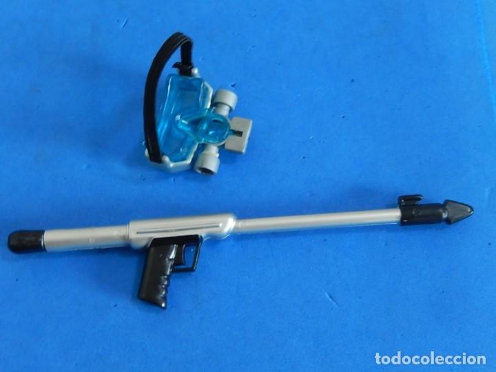 Action man: Action Man. Operación Scuba. Hasbro. 2002. - Foto 13 - 174610533