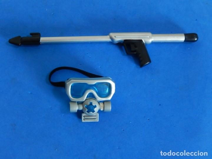 Action man: Action Man. Operación Scuba. Hasbro. 2002. - Foto 14 - 174610533