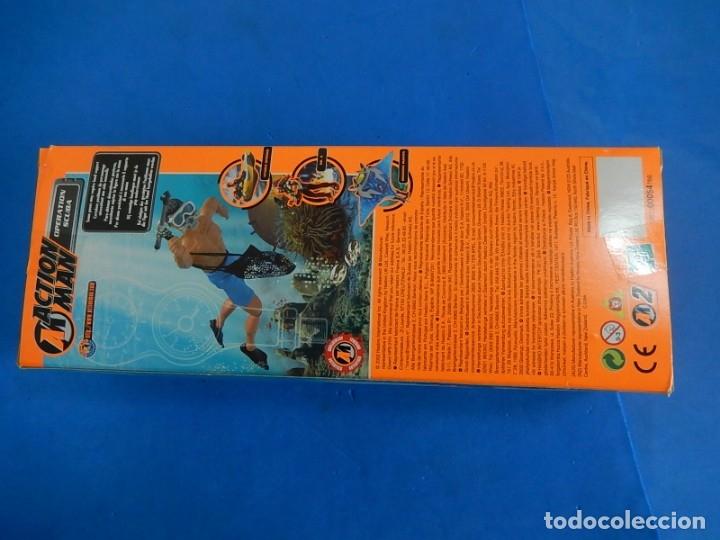 Action man: Action Man. Operación Scuba. Hasbro. 2002. - Foto 19 - 174610533