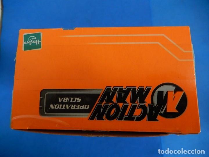 Action man: Action Man. Operación Scuba. Hasbro. 2002. - Foto 21 - 174610533