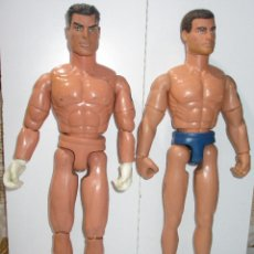 Action man: LOTE 2 FIGURAS ACTION MAN, HASBRO 1994. Lote 175942050