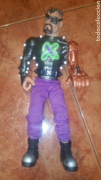 DOCTOR X . ACTION MAN 2000. HASBRO (Juguetes - Figuras de Acción - Action Man)