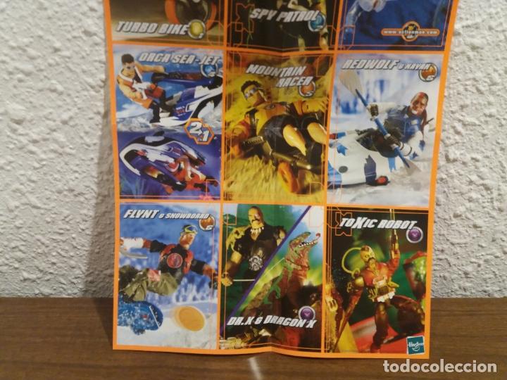 Action man: LOTE CATALOGOS-POSTERS ACTION MAN - Foto 4 - 177684097