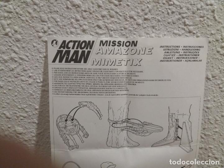 Action man: LOTE CATALOGOS-POSTERS ACTION MAN - Foto 8 - 177684097
