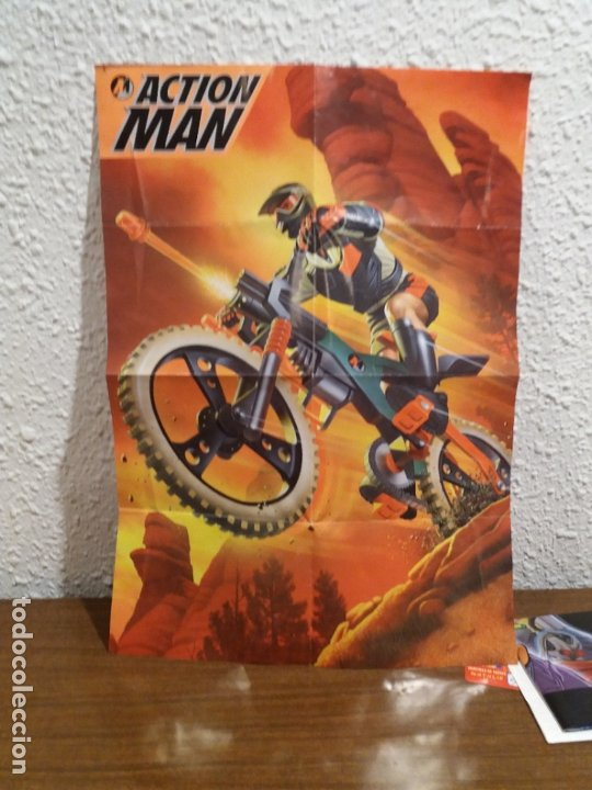 Action man: LOTE CATALOGOS-POSTERS ACTION MAN - Foto 18 - 177684097