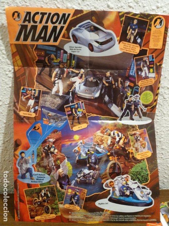 Action man: LOTE CATALOGOS-POSTERS ACTION MAN - Foto 21 - 177684097