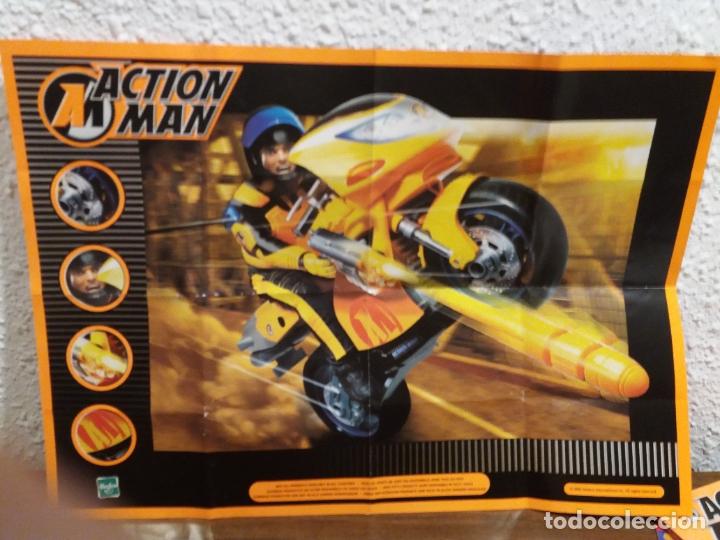 Action man: LOTE CATALOGOS-POSTERS ACTION MAN - Foto 25 - 177684097
