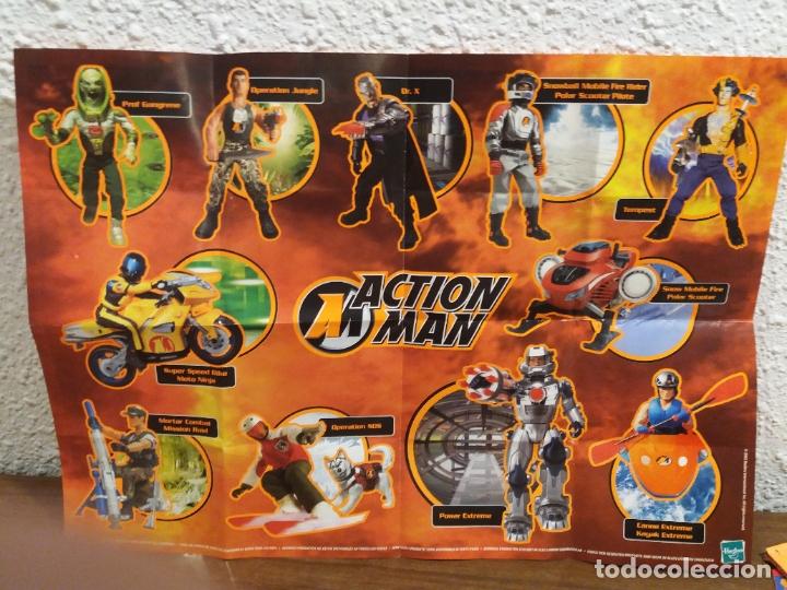 Action man: LOTE CATALOGOS-POSTERS ACTION MAN - Foto 28 - 177684097