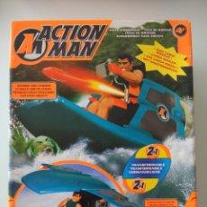 Action man: ACTION MAN. HYDRO AIR. NUEVO (PRECINTADO).. Lote 180151577
