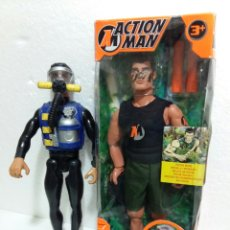 Action man: LOTE ACTION MAN.. Lote 182120331