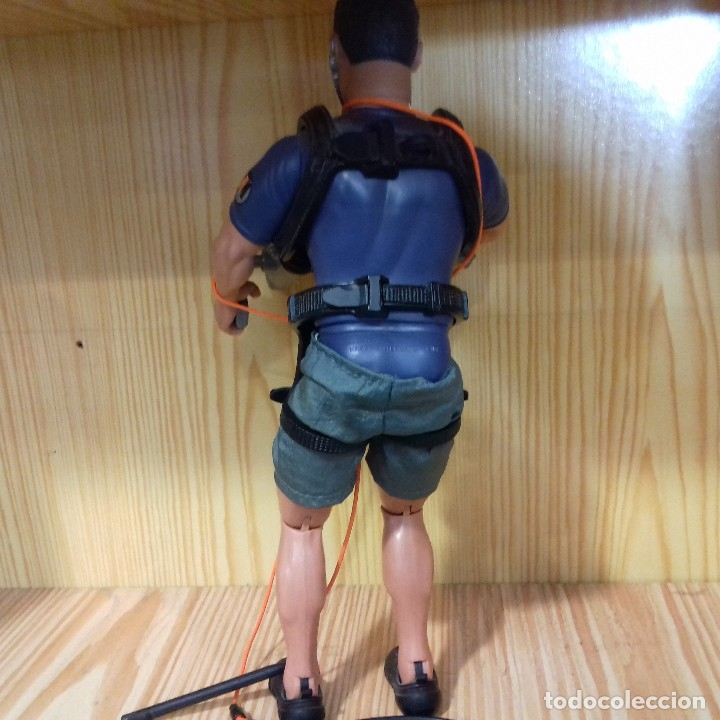 Action man: Figura Action man Hasbro 2001 - Foto 3 - 182589210