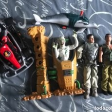 Action man: LOTE FIGURAS ACTION MAN . Lote 182795267