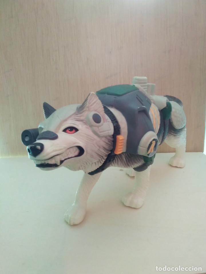 ACTION MAN PERRO HUSKY MISSION POLAR (Juguetes - Figuras de Acción - Action Man)