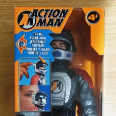 Action man: ACTION MAN POLAR SCOOTER PILOT. PILOTO POLAR. HASBRO. NUEVO EMBALAJE ORIGINAL. Lote 183607155