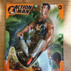 Action man: ACTION MAN OPERATION JUNGLE. HASBRO. NUEVO EN BLÍSTER ORIGINAL.. Lote 183608251