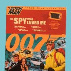 Action man: ACTION MAN 30 CM - JAMES BOND 007 - LA ESPÍA QUE ME AMÓ - EDICIÓN LIMITADA 1999 - HASBRO. Lote 183610262