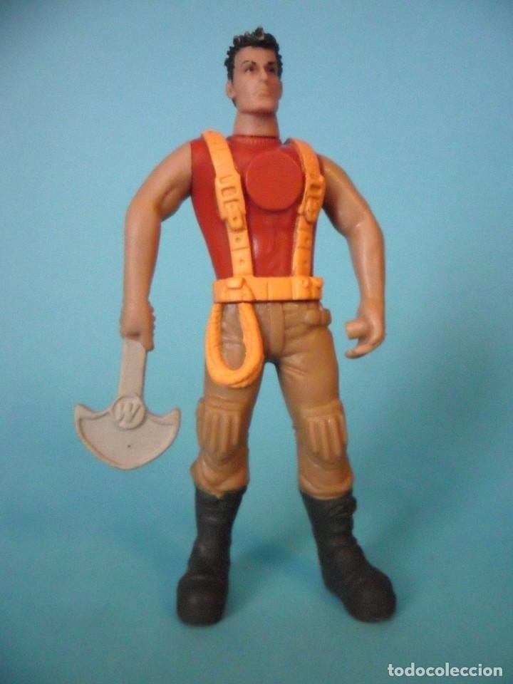 ACTION MAN FIGURA PROMOCIONAL MCDONALDS HASBRO 2003 (Juguetes - Figuras de Acción - Action Man)
