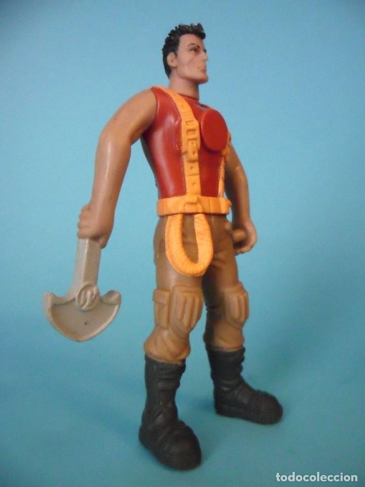 Action man: ACTION MAN FIGURA PROMOCIONAL MCDONALDS HASBRO 2003 - Foto 3 - 183975698