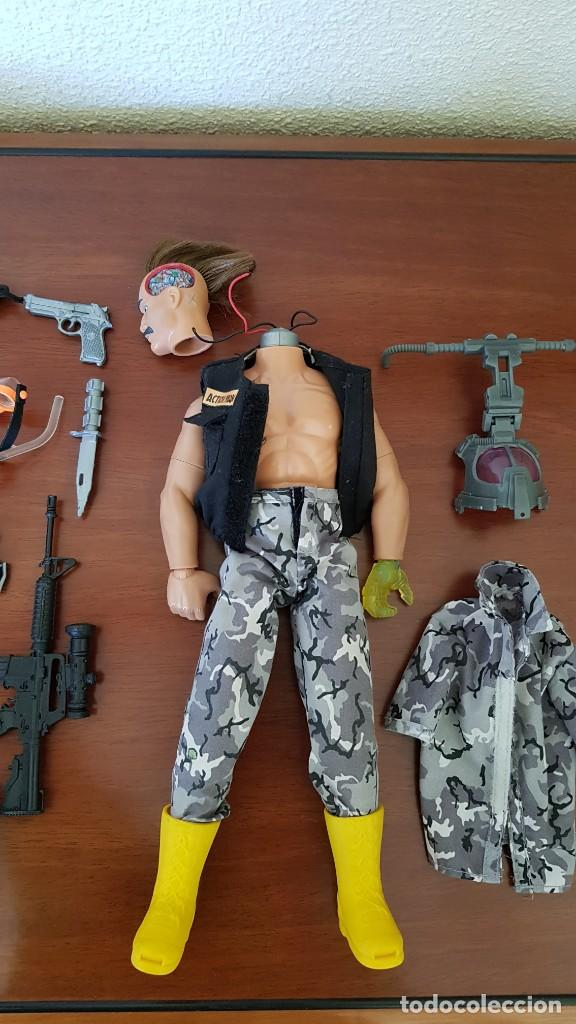 Action man: Figuras Action Man - Foto 3 - 184460630