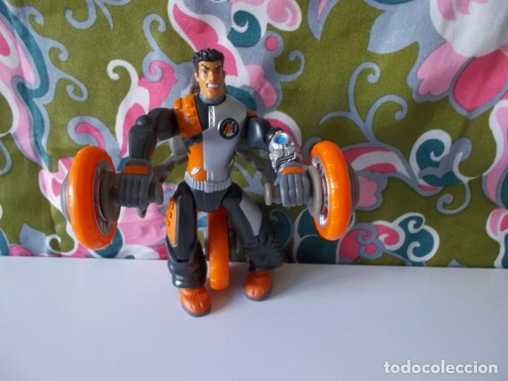 Action man: LOTE FIGURAS DE ACCION PVC - Foto 3 - 185754047