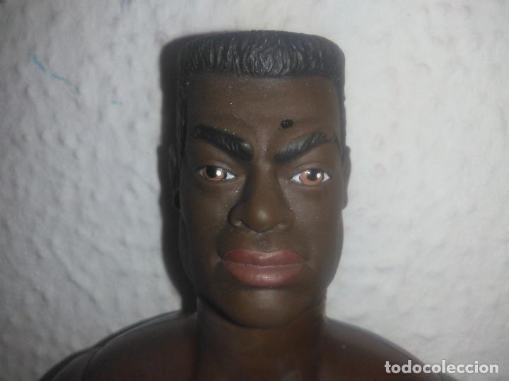 Action man: Muñeco figura action man geyperman negro 1995 hasbro - Foto 2 - 185882857