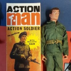 Action man: ACTION MAN ACTION SOLDIER PLAYTOY. Lote 192891207