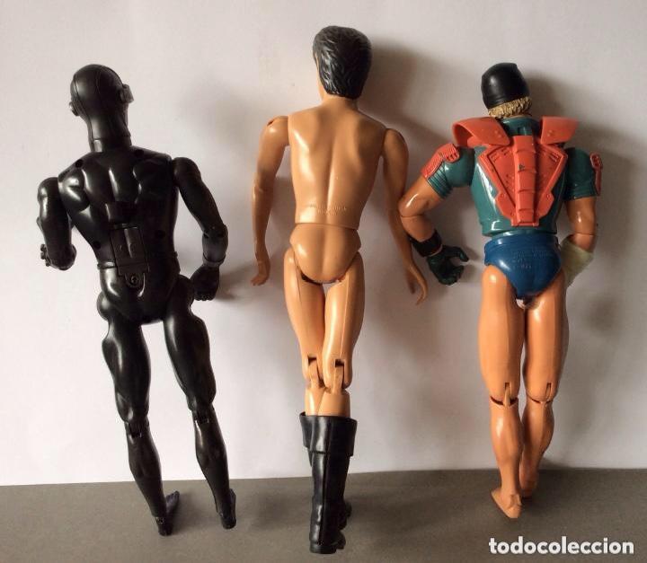Action man: Muñecos Hasbro Action Man 1994 Inc y otras - Foto 2 - 192958022