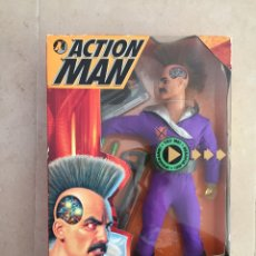 Action man: FIGURA ACTION MAN - DOCTOR DR. X - 1995 - HASBRO KENNER - VINTAGE RETRO MADELMAN. Lote 194191008