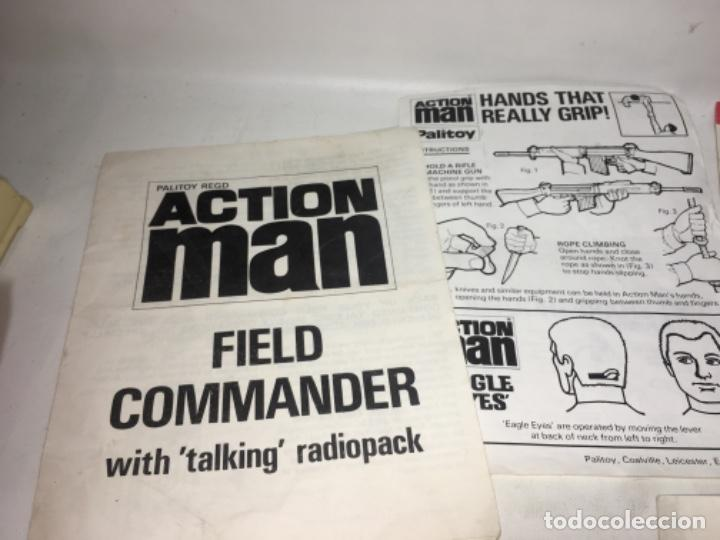 Action man: Lo de colección original catálogos muñeco Action man - Foto 2 - 194273885